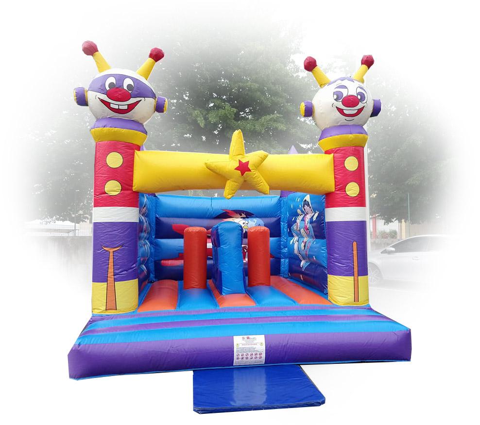 structure gonflable pour enfants pour animer vos evenements anniversaires et mariages