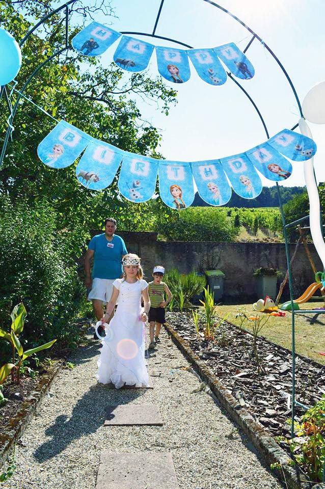 happy days events organise l anniversaire reine des neiges de vos enfants en alsace