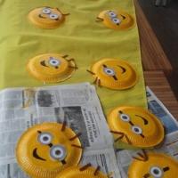 organisation anniversaire theme minions pour petites filles et petits garcons en alsace haut rhin et bas rhin