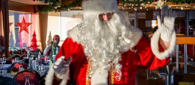 Père Noël Alsace