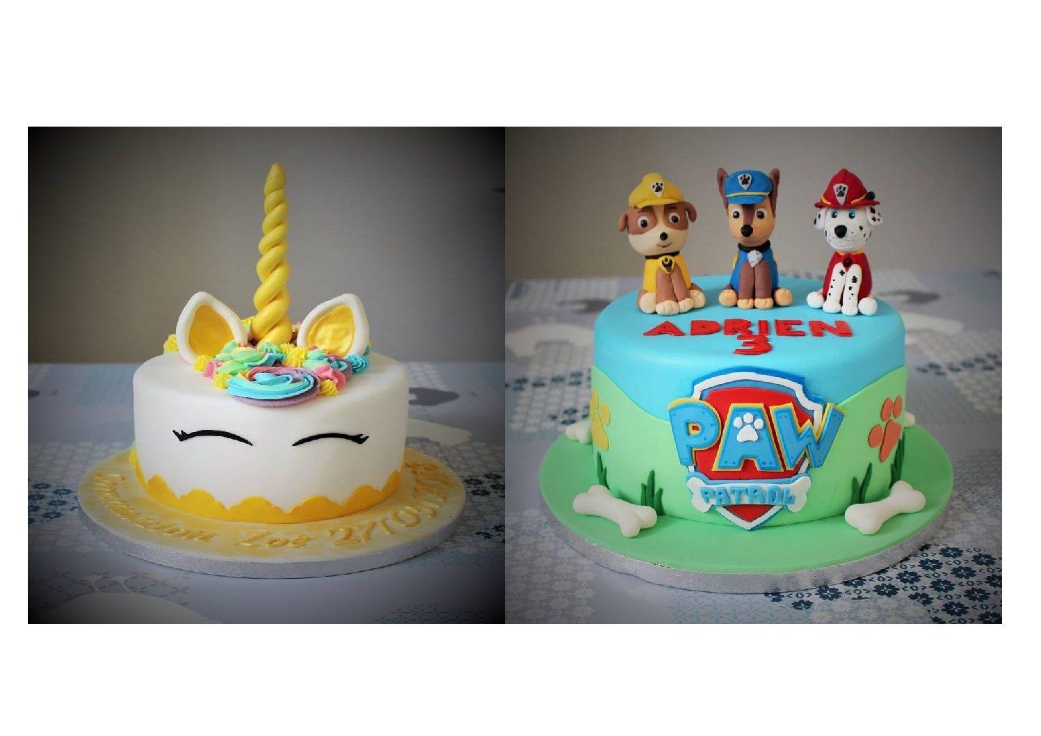 Les gâteaux d'anniversaire Happy Day's Events